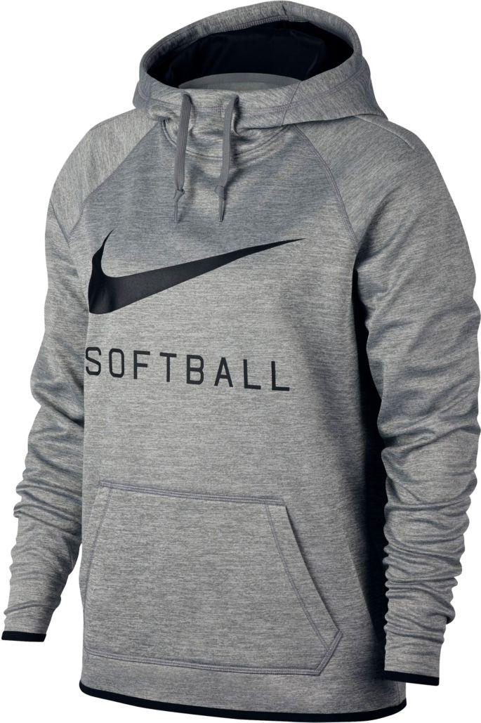 cheaper d8a7a 1af7e Nike Women's Softball Pullover Hoodie