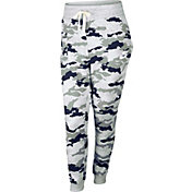 Nike Women's Plus Size Gym Vintage Camo Pants