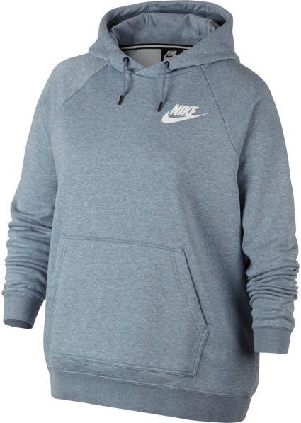 63a63078753 Nike Women s Plus Size Sportswear Rally Hoodie. noImageFound