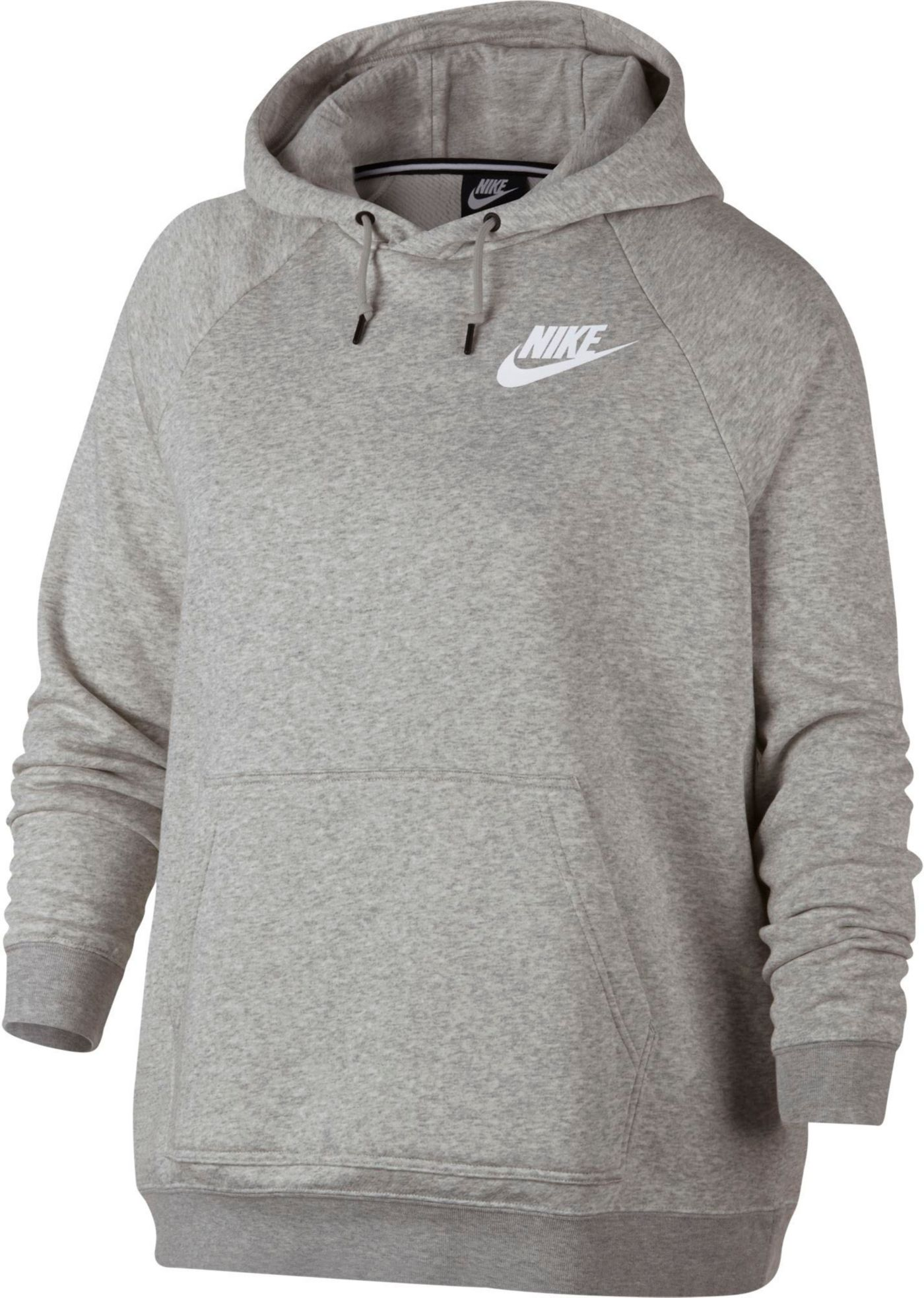 Nike Women's Plus Size Sportswear Rally Hoodie