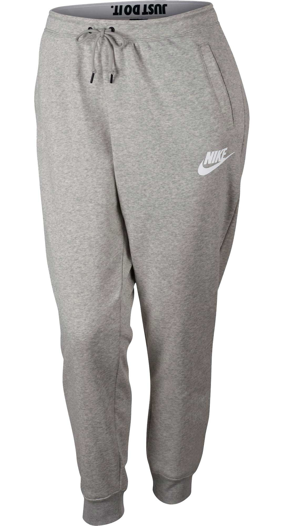 50% price good out x buy cheap Nike Women's Plus Size Rally Joggers