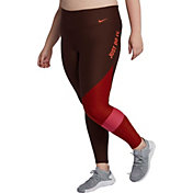 Nike Women's Plus Size Power Team Training Tights