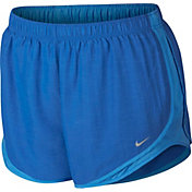Nike Women's Plus Size Dry 3'' Tempo Running Shorts