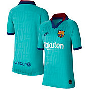 Nike Youth FC Barcelona '19 Breathe Stadium Third Replica Jersey