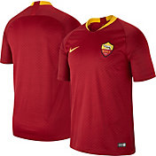 Nike Youth AS Roma 2018 Breathe Stadium Home Replica Jersey