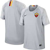 Nike Youth AS Roma 2018 Breathe Stadium Away Replica Jersey