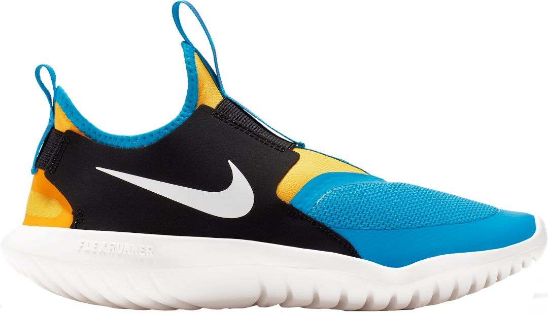 Nike Kids' Grade School Flex Runner Running Shoes