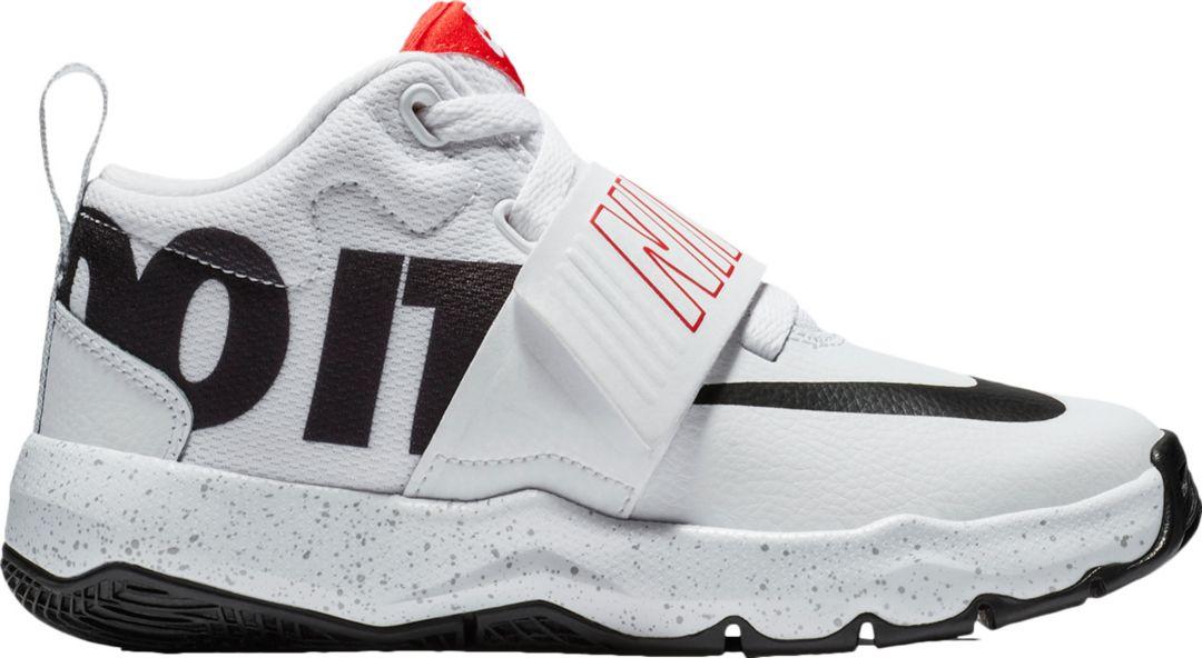 2ef5d51f3b Nike Kids' Preschool Team Hustle D 8 JDI Basketball Shoes   DICK'S ...