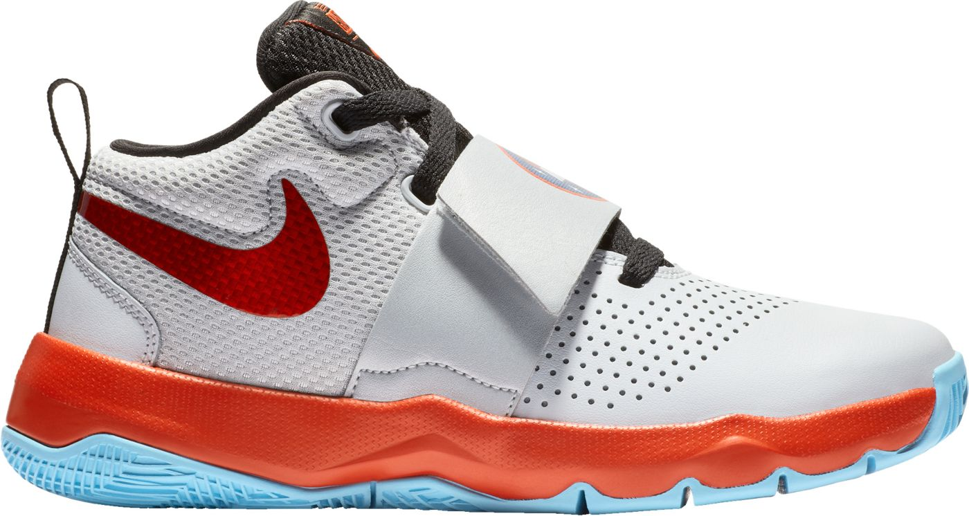 Nike Kids' Grade School Hustle D 8 SD Basketball Shoes