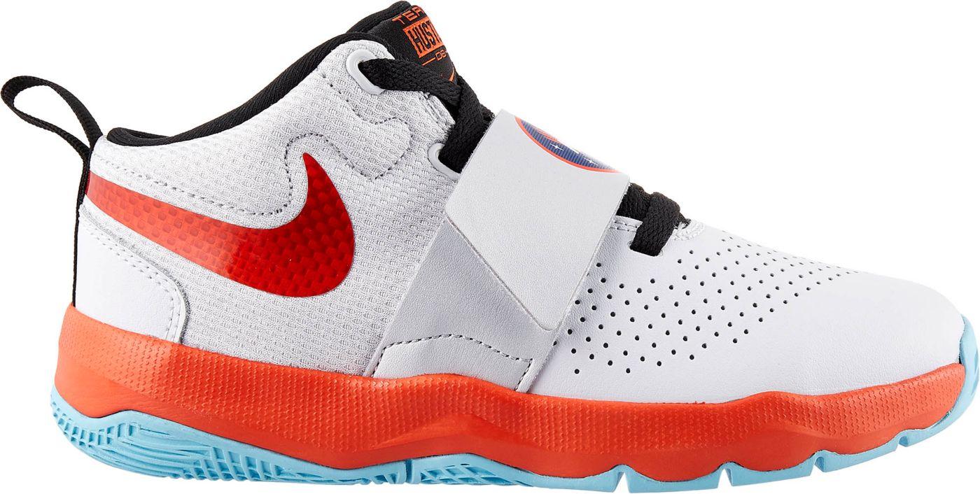 Nike Kids' Preschool Hustle D 8 SD Basketball Shoes