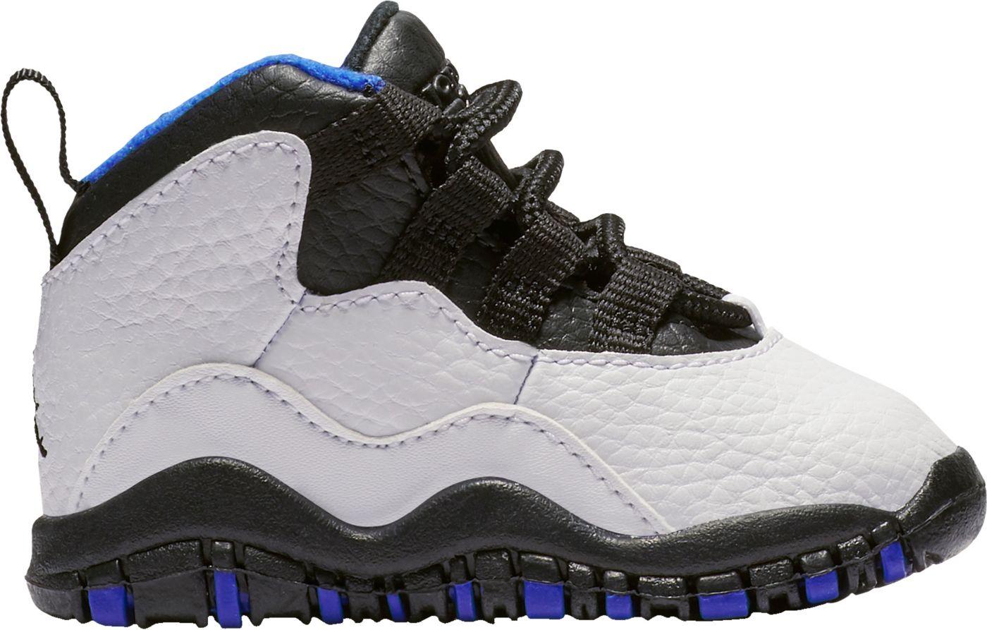 Jordan Toddler Air Jordan Retro 10 Basketball Shoes