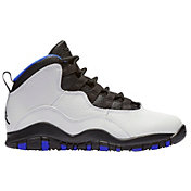 Jordan Kids' Preschool Air Jordan Retro 10 Basketball Shoes