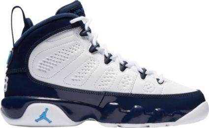 Jordan Kids  Grade School Air Jordan 9 Retro Basketball Shoes ... 68e4cb05826b