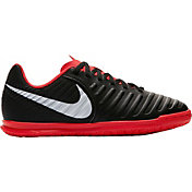 reputable site 04087 60a3d Product Image · Nike Kids  Tiempo Legend 7 Club Indoor Soccer Shoes