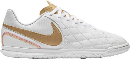 Nike Kids Lengendx 7 Club 7 10r Indoor Soccer Shoes Dicks