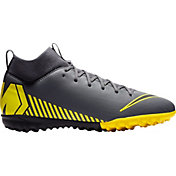 Nike Kids' MercurialX Superfly 6 Academy Turf Soccer Cleats