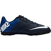 Nike Kids' BombaX Turf Soccer Cleats