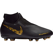 Nike Kids' Phantom Vision Academy Dynamic Fit MG/FG Soccer Cleats