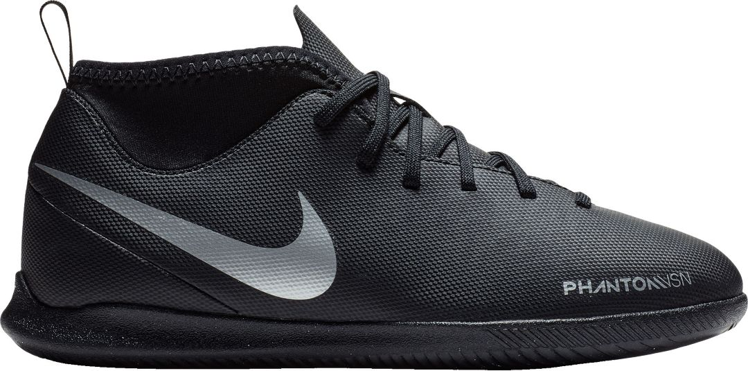outlet store 9a41b 22318 Nike Kids' Phantom Vision Club Dynamic Fit Indoor Soccer Shoes ...