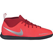 Nike Kids' Phantom Vision Club Dynamic Fit Indoor Soccer Shoes