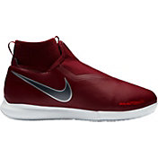 731241a78eef Product Image · Nike Kids  Phantom Vision Academy Dynamic Fit Indoor Soccer  Shoes · Red Silver