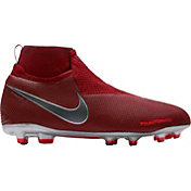 Nike Kids' Phantom Vision Elite Dynamic Fit MG Soccer Cleats