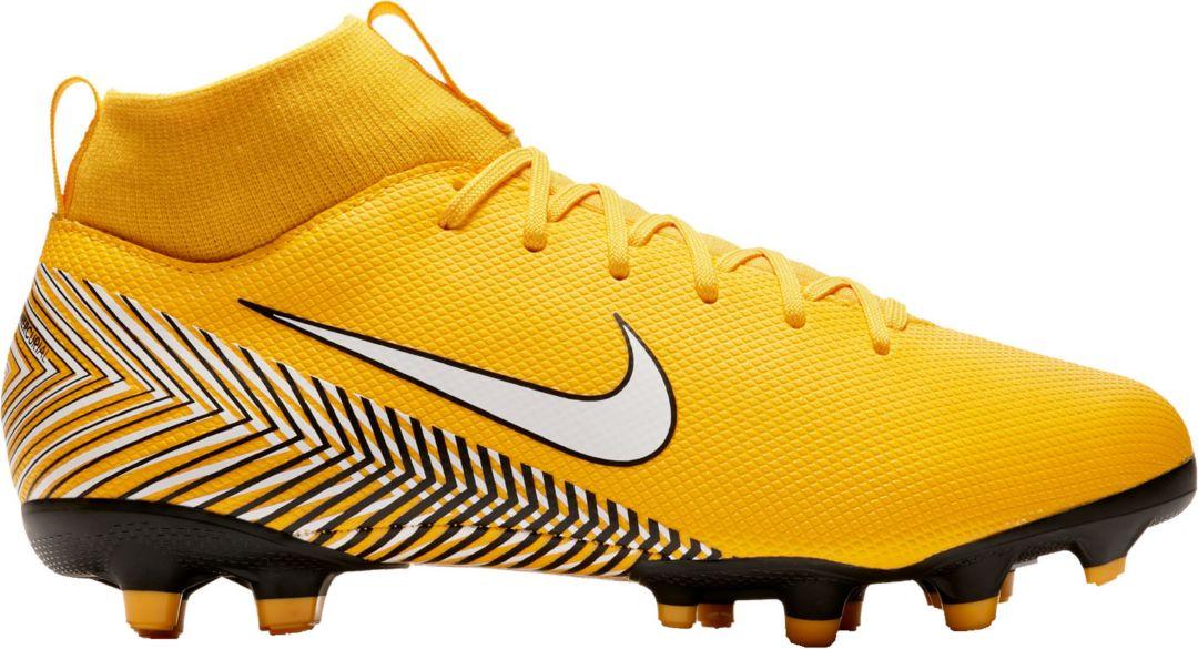 6c7be41667c3 Nike Kids' Neymar Mercurial Superfly 6 Academy MG Soccer Cleats ...