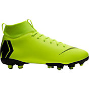 3b678f70f Product Image · Nike Kids  Mercurial Superfly 6 Academy FG MG Soccer  Cleats. Green Black