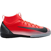 806a7c540 Product Image · Nike Kids  MercurialX Superfly 6 Academy CR7 Indoor Soccer  Shoes