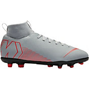 Nike Kids' Mercurial Superfly 6 Club FG/MG Soccer Cleats