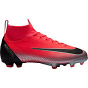 Nike Kids' Mercurial Superfly 360 Elite CR7 FG Soccer Cleats