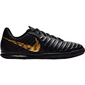 d1f057a30d5b Product Image · Nike Kids' Tiempo LegendX 7 Club Indoor Soccer Shoes