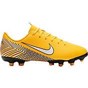 Nike Kids' Neymar Jr. Vapor 12 Academy FG Soccer Cleats