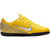 Nike Kids' Neymar Jr. VaporX 12 Club Indoor Soccer Shoes