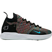 23c194af841 Product Image · Nike Kids  Grade School Zoom KD 11 Basketball Shoes · Black Chlorine  Blue