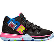 53279d68b262 Product Image · Nike Kids  Grade School Kyrie 5 Basketball Shoes · Black  Pink
