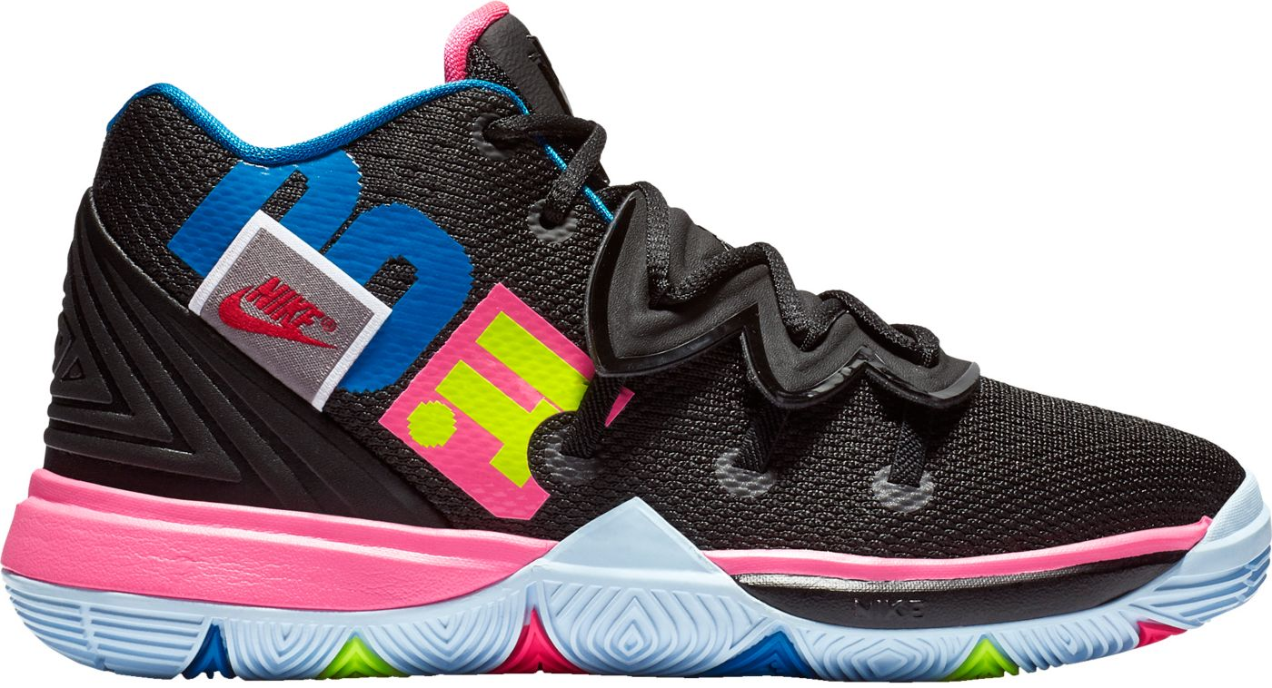 Nike Kids' Preschool Kyrie 5 Basketball Shoes