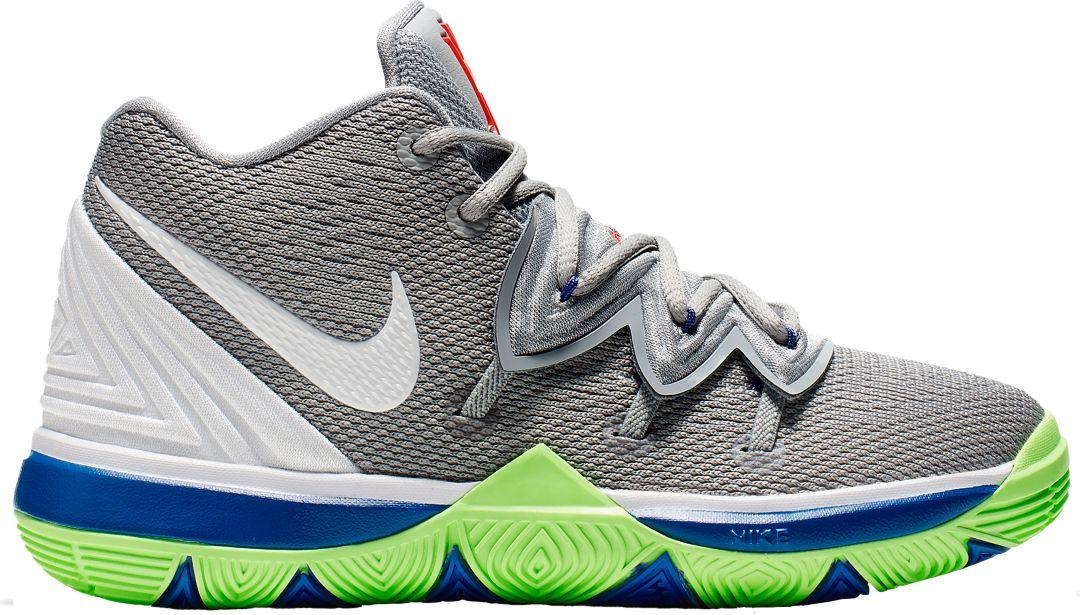 Nike Kids' Preschool Basketball Shoes 5 Kyrie Qdsthr
