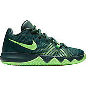 915adcdf99a6 Product Image · Nike Kids  Preschool Kyrie Flytrap Basketball Shoes in Pro  Green Green Strike