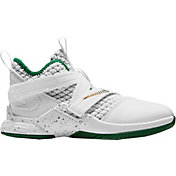 8cdad601a3c6 Product Image · Nike Kids  Preschool LeBron Soldier XII Basketball Shoes in  White