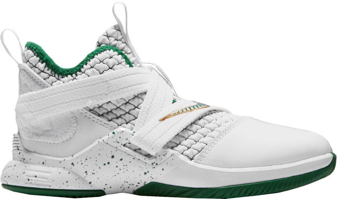 14383a9842325 Nike Kids' Preschool LeBron Soldier XII Basketball Shoes   DICK'S ...
