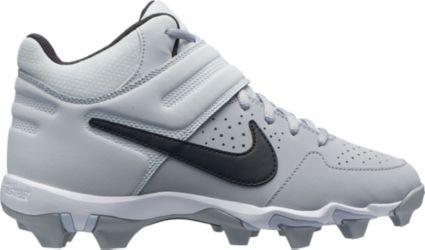 2c2a6787ed1 Nike Kids  Alpha Huarache Varsity Keystone Mid Baseball Cleats. noImageFound