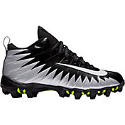Product Image · Nike Kids  Alpha Menace Shark Football Cleats · Black Silver  · White Blue · White Red d83a8bb18