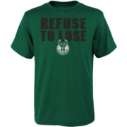 Nike Youth Milwaukee Bucks ''Refuse To Lose'' T-Shirt