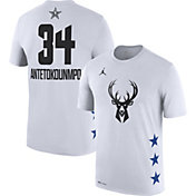 Jordan Youth 2019 NBA All-Star Game Giannis Antetokounmpo Dri-FIT White T-Shirt