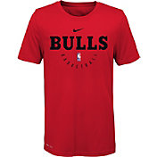 Nike Youth Chicago Bulls Dri-FIT Practice T-Shirt