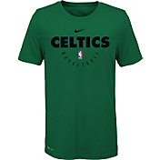 Nike Youth Boston Celtics Dri-FIT Practice T-Shirt