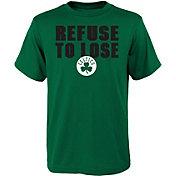 Nike Youth Boston Celtics ''Refuse To Lose'' T-Shirt