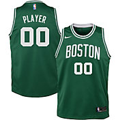 Nike Youth Full Roster Boston Celtics Kelly Green Dri-FIT Swingman Jersey