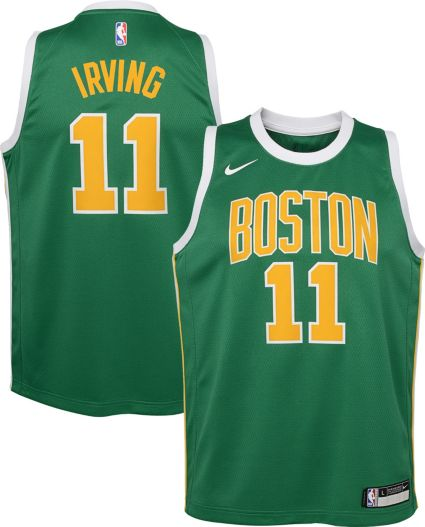 Nike Youth Boston Celtics Kyrie Irving Dri-FIT Earned Edition ... e2f9714f3